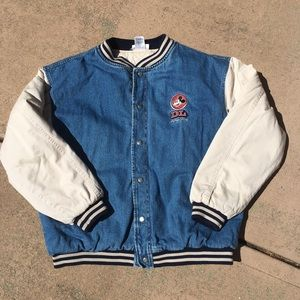 Vintage | Disneyland 55 Embroidered Varsity Jacket